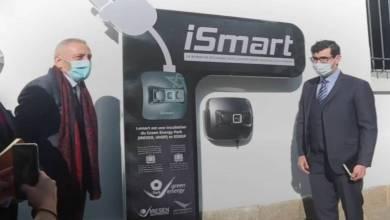 Photo de Voitures électriques: une borne de recharge intelligente 100% marocaine