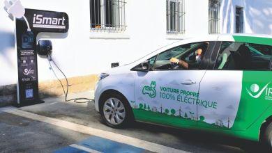 Photo de Mobilité électrique. ISmart, la borne de recharge 100% marocaine est née