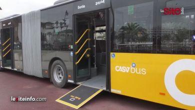 Photo de Casablanca : tarifs, flotte…ce qu'il faut savoir sur les nouveaux bus (vidéo)