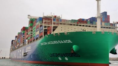Photo de Tanger Med: et voici le plus grand porte-conteneurs au monde propulsé au gaz naturel liquéfié
