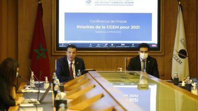 Photo de Les grandes priorités de la CGEM pour 2021
