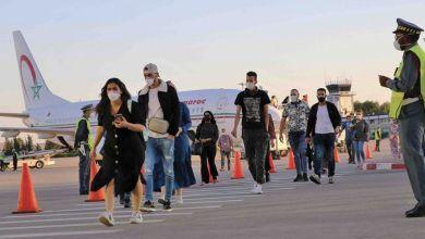 Photo de Aérien: la liste des vols suspendus par le Maroc se rallonge