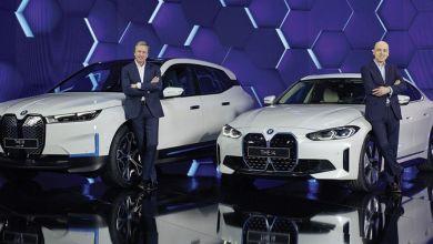 Photo de BMW : entre bon bilan et course à l'électrification