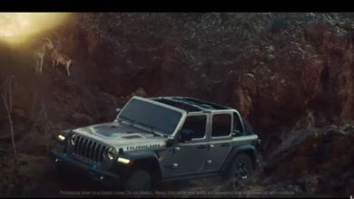 Photo de Wrangler Rubicon 4xe: l'incroyable spot de Jeep (VIDEO)