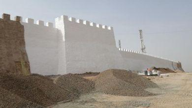Photo de Agadir : la kasbah fait peau neuve