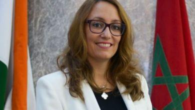 """Photo de Myriam Lahlou-Filali: """"Nous sommes en pole position pour la fabrication de vaccins au Maroc!"""""""
