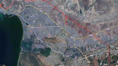 Photo de Décharge de gravats d'Agadir : la rocade nord-est accélère son déplacement