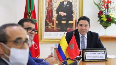 Photo de Maroc-Colombie : la coopération se renforce