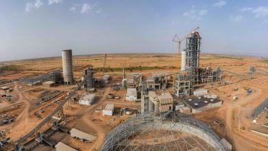 Photo de LafargeHolcim Maroc dévoile sa nouvelle usine dans la région Souss-Massa