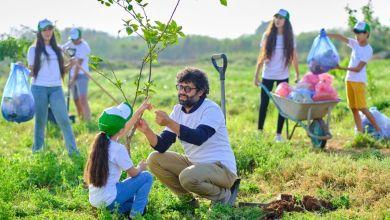 Photo de Vivo Energy Maroc mobilise les internautes pour planter des arbres avec #Nzer3ouloxygen