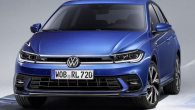 "Photo de Volkswagen Polo, un lifting ""Golfissime"""