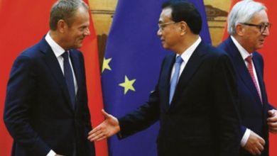 """Photo de Accord sur les investissements: Pékin appelle l'UE à abandonner """"la confrontation"""""""