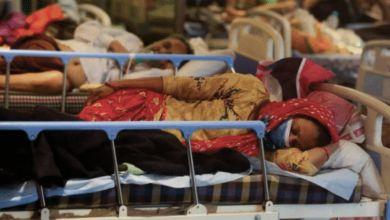 Photo de Maroc. Selon un médecin, il ne faut pas s'inquiéter du «champignon noir» qui touche l'Inde