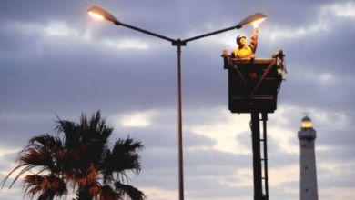 Photo de Éclairage public : le candélabre national protégé jusqu'en mars 2022