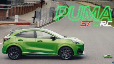 Photo de Puma ST Vs Puma RC, duel épic chez Ford