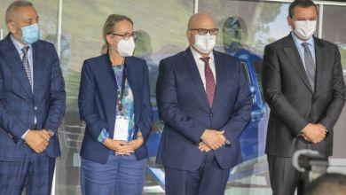 Photo de Avec l'Express, Renault Tanger consolide son statut d'usine 4.0