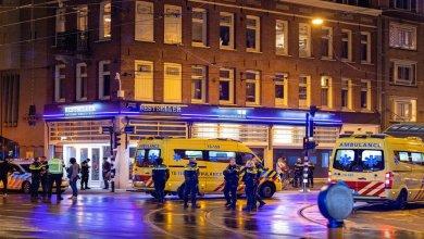 Photo de Attaques au couteau à Amsterdam: le bilan fait état d'un mort et de 4 blessés