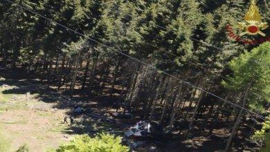 Photo de Italie: huit morts et deux blessés dans la chute d'un téléphérique