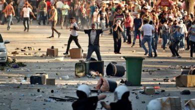 Photo de Cisjordanie : violentes manifestations contre l'Autorité palestinienne