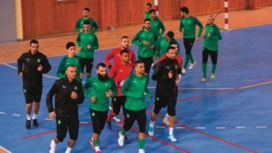 Photo de Futsal : un tirage au sort favorable à l'équipe nationale