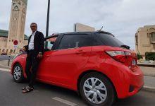 Photo de Premier taxi hybride Toyota : le taxieur témoigne…
