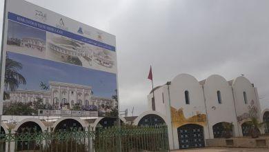 Photo de Agadir : le théâtre de verdure s'offre un lifting