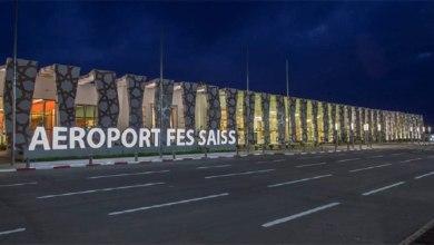 Photo de Aéroport Fès-Saiss : Chute de plus de 35% du trafic des passagers durant le 1er semestre