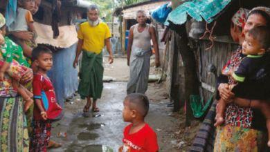 Photo de Birmanie : les Rohingyas méfiants vis-à-vis de la résistance anti-junte