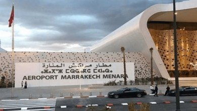 Photo de Aéroport Marrakech-Menara: Baisse de 92,82% durant le premier semestre 2021