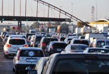 Photo de Embouteillages sur l'axe Casablanca-Marrakech avant l'entrée en vigueur des restrictions