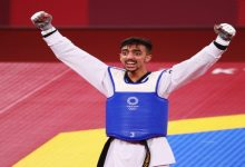 Photo de JO-2020 (taekwondo/-58 kg) : Médaille d'argent pour le Tunisien Khelil Jendoubi
