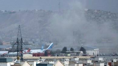 Photo de Attaque à l'aéroport de Kaboul: au moins 85 morts et 160 blessés