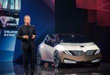 Photo de BMW Vision Circular concept, chantre de l'économie circulaire