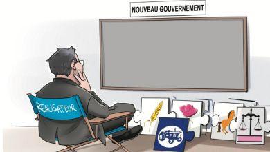 Photo de Formation du gouvernement : l'embarras du choix !