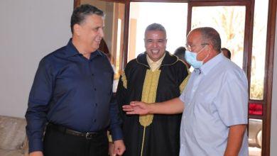 Photo de Guelmim Oued Noun : Belfkih dit adieu à la politique