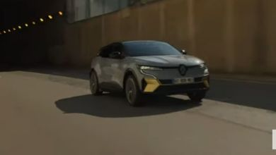 Photo de Le reveal très américain de la future Renault Mégane e-Tech