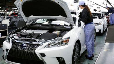 Photo de Toyota : l'outil industriel grippé par la Covid