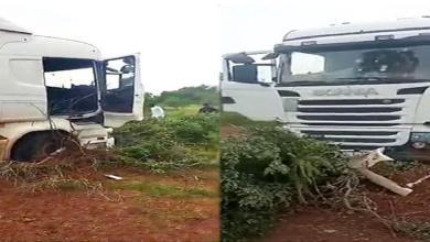 Photo de Arrivée à Agadir des dépouilles des deux camionneurs marocains tués au Mali