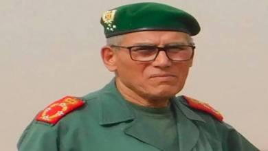 Photo de Portrait du nouvel Inspecteur Général des FAR Belkhir El Farouk