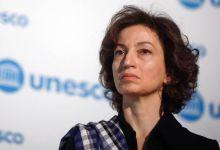 Photo de Unesco : Audrey Azoulay rempile