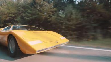 Photo de Lamborghini. Countach LP 500 : la renaissance d'une icône du taureau