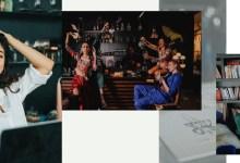 Photo de Mina Binebine: Le Fashion Show au Es-Saadi Palace (jeudi 14 octobre)