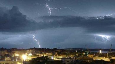 Photo de Météo: Tonnerre et orage à Casablanca, un phénomène «normal»