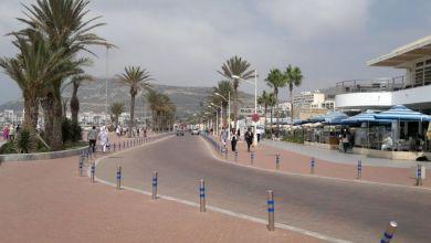 Photo de Réaménagement de la corniche d'Agadir: ce qui est prévu