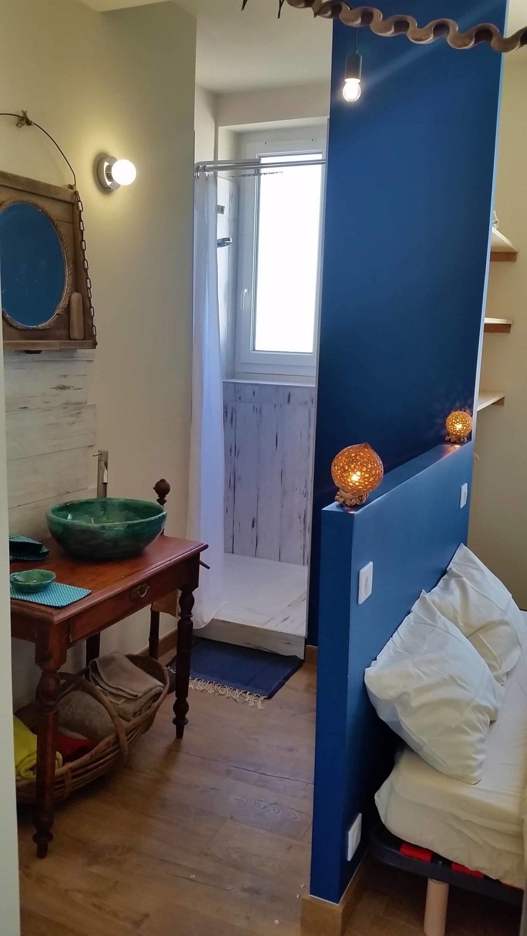 airbnb Aytré - Salle de bain