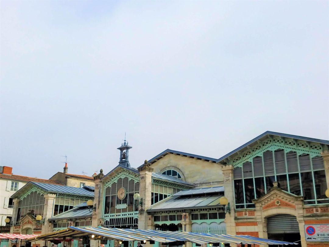 marché centre ville de la Rochelle