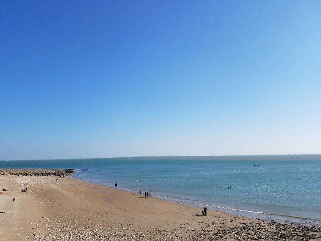 plage la Rochelle - Chef de baie