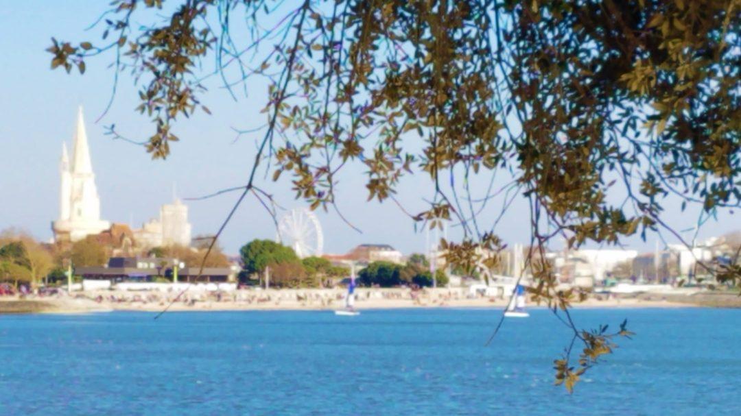 airbnb proche de la plage de la Rochelle