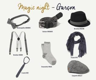 Collection TAO Magic Night garçon