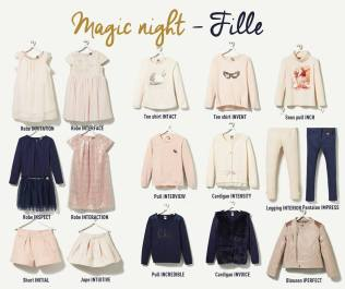 Collection TAO Magic Night fille
